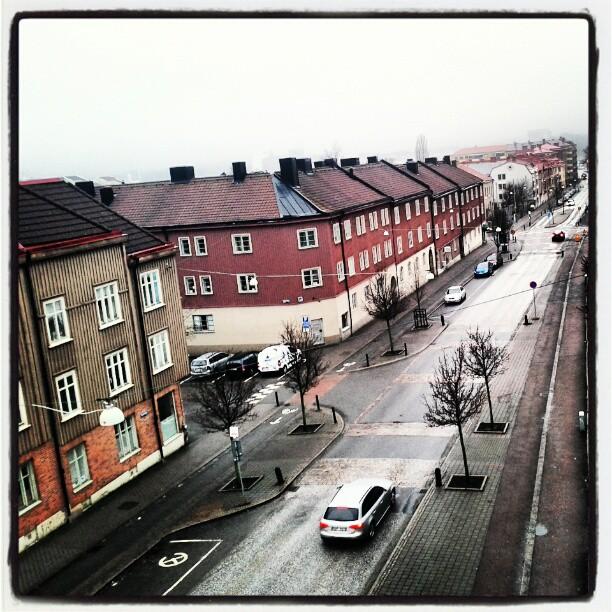 Ilyen szép kilátásom van az erkélyemről